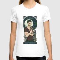 derek hale T-shirts featuring Derek by callahaa