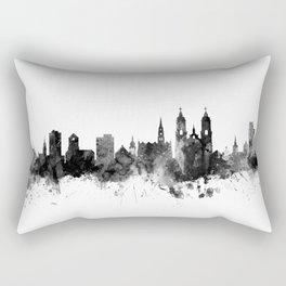 St Gallen Switzerland Skyline Rectangular Pillow