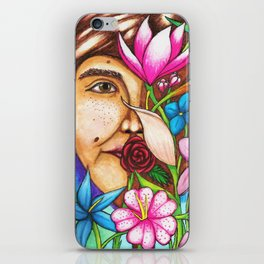 Personal Growth iPhone Skin