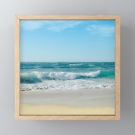 The Sanctuary of Self Framed Mini Art Print