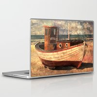 lonely Laptop & iPad Skins featuring Lonely by Fernando Vieira