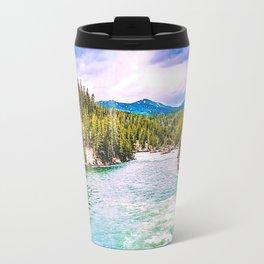 'Murica Landscape Travel Mug