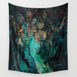 Belly Dance Wall Tapestry