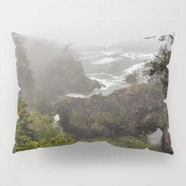 Fog Over Natural Bridges Pillow Sham