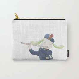 rabbit musician Carry-All Pouch