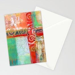 Sunlit Journey Stationery Cards