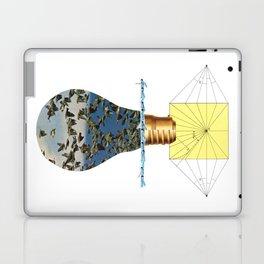 Ideas Come, Ideas Go Laptop & iPad Skin