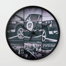 Historic car Wall Clock