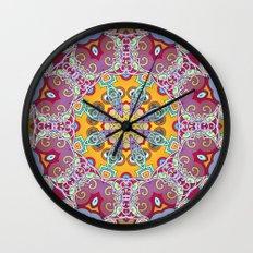 Mix&Match Indian Summer 03 Wall Clock