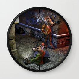 Izbavitelj - The Rat Saviour Wall Clock