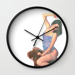 Ride It Wall Clock