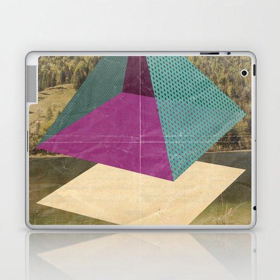 piramidi&nuvole Laptop & iPad Skin