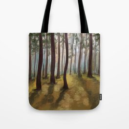 Forrest for the Trees Tote Bag