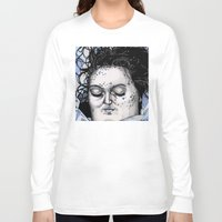 laura palmer Long Sleeve T-shirts featuring Laura Palmer by Drawn by Nina