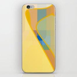 Standing Repose iPhone Skin