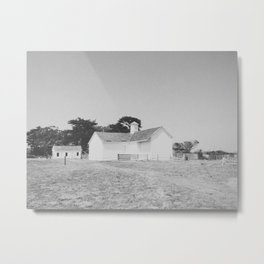 PIERCE RANCH II / Point Reyes, CA Metal Print