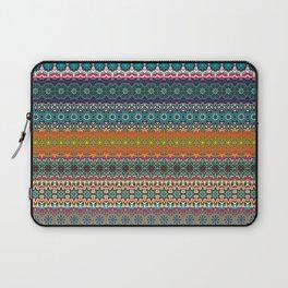 Vintage tribal aztec pattern Laptop Sleeve
