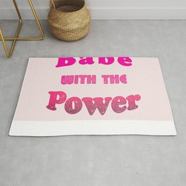 Babe With The Power Rug