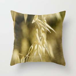 meadow banners #3 Throw Pillow