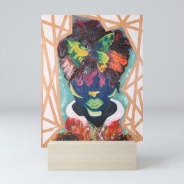 Buttered Anatomy Mini Art Print