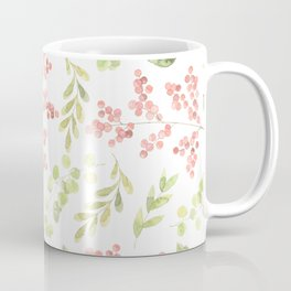 floral patter ( rowan ) Coffee Mug