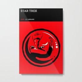 Star Trek Metal Print