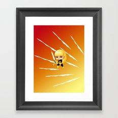 Chibi Magik Framed Art Print