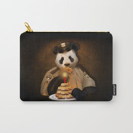 Police Panda Carry-All Pouch
