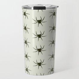 Spiders grey Travel Mug