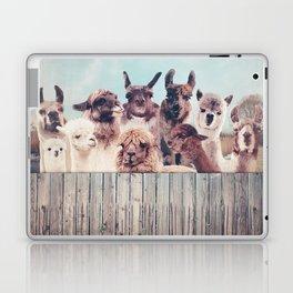 ALPACA ALPACA ALPACA - NEVER STOP EXPLORING Laptop & iPad Skin