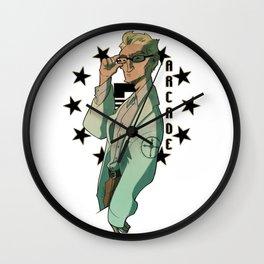 Arcade Gannon - Fallout: New Vegas Wall Clock