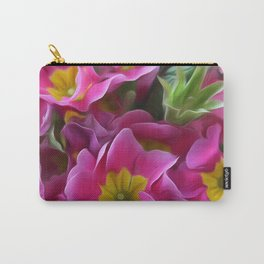 Floral Art 2 Carry-All Pouch