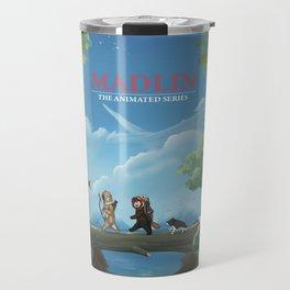 Madlin: The Animated Series Travel Mug