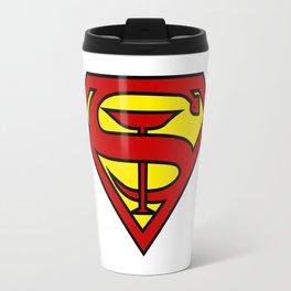 Super-Pharmacist Travel Mug