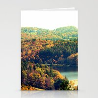 trout Stationery Cards featuring Trout Lake by Lindsay Isenhour