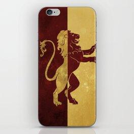 Gryffindor iPhone Skin