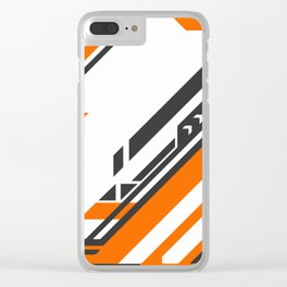 Asiimov design Clear iPhone Case