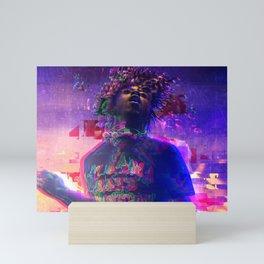 LIL UZI VERT---Abstract Mini Art Print