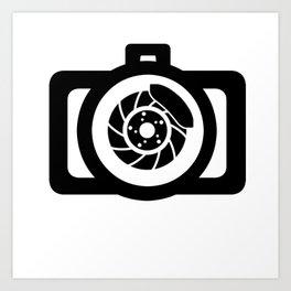 Automotive Photography Art Print