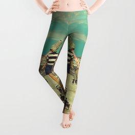 FisherCam Leggings