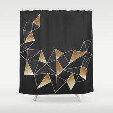Crystal Moon Shower Curtain
