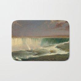 Frederic Edwin Church, Niagara, 1857 Bath Mat