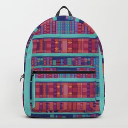 Bookshelf Backpack
