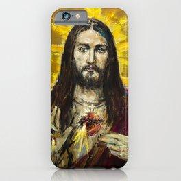 Cor Jesu Sacratissimum iPhone Case