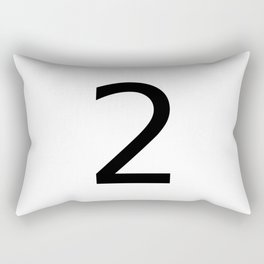 2 - Two Rectangular Pillow
