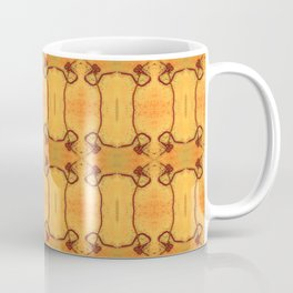 Ebola Tapestry-1 by Alhan Irwin Coffee Mug