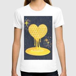 Melting into love T-shirt