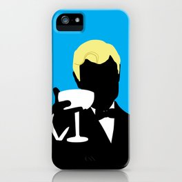 Here's to you iPhone Case