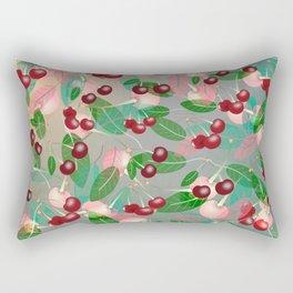 Cherry Song Rectangular Pillow
