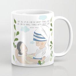 Do little things with love Coffee Mug